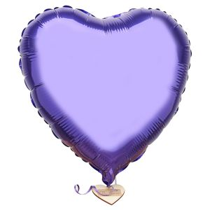 Purple Heart Balloon