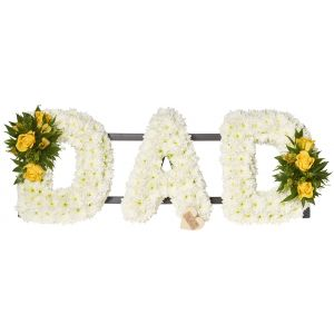 Three Letter Funeral Tribute