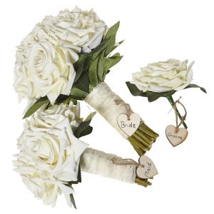Cream Rose Wedding Package
